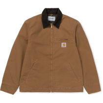 Kauf Detroit Jacket Hamilton Brown Aged Canvas