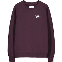 Achat Dove Sweatshirt Wine