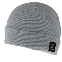 Achat Drop Cliffs Stencil Beanie Sports Grey