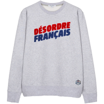 Achat Dylan Desordre Francais Heather Grey