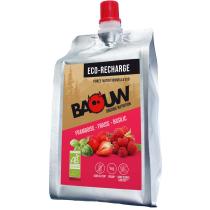 Acquisto Ecorecharge Purée Bio 330g Baouw Framboise-Fraise-Basilic