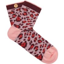 Buy Edwige & Pierre Socks W Pink