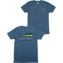 Acquisto El Dorado Prenium S/S Tee Harbor Blue