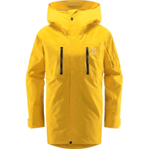 Kauf Elation GTX Jacket Women Pumpkin Yellow