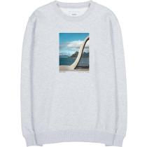 Buy Elements Sweatshirt Light Grey