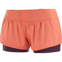 Acquisto Elevate Aero Short W Camellia/Winetasting