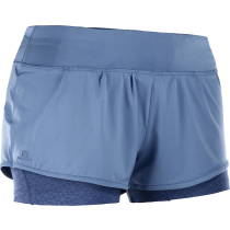 Kauf Elevate Aero Short W Copen Blue/Dark Denim