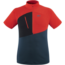Compra Elevation Zip SS M Orion Blue/Fire