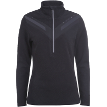 Kauf Elsmere 1/2 Zip Fleece W Black