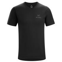 Achat Emblem T-Shirt SS Men's Black