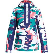 Achat Envy Anorak Jacket W Blue Grass Wmn Vintage Camo
