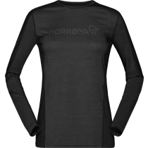 Buy Equaliser Merino Round Neck W Caviar