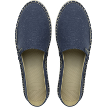 Buy Espadrille Eco Navy Blue