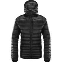 Buy Essens Down Hood Men True Black/Magnetite