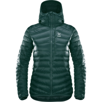 Achat Essens Down Hood Women Mineral