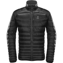 Buy Essens Down Jacket Men True Black/Magnetite