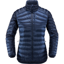 Achat Essens Down Jacket Women Tarn Blue