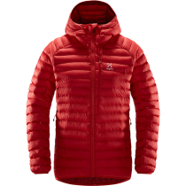 Compra Essens Mimic Hood Women Hibiscus Red/Brick Red