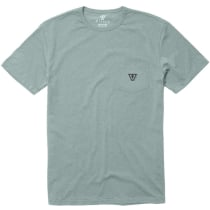 Kauf Established Upcycled Tee Jade Mist Heather