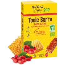 Achat Etui 5 Tonic'Barres Bio - Miel-Baies de Goji