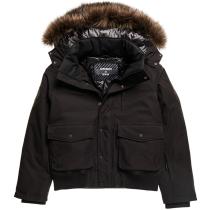 Acquisto Everest Down Snow Bomber M Black