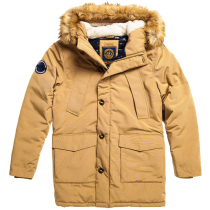 Buy Everest Parka M Classic Tan
