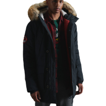 Compra Everest Parka M Eclipse Navy