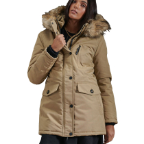 Compra Everest Parka W Natural Tan