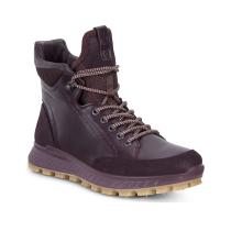 Biom 2Go BlackDark Clay Suede Antelope Ecco : Chaussures