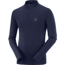 Buy Explore Seamless Half Zip Night Sky