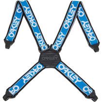 Buy Factory Suspenders Nuclear Blue