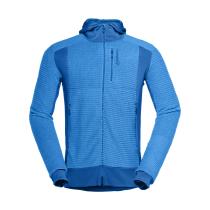 Achat Falketind Alpha120 Zip Hood M Campanula/Olympian Blue