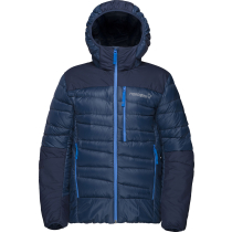 Acquisto Falketind Down750 Hood Jacket Jr Indigo Night