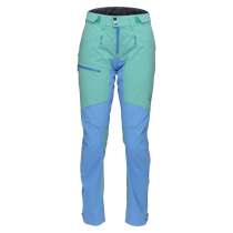 Buy Falketind Flex1 Heavy Duty Pants W Arcadia/Campanula