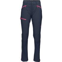 Buy Falketind Flex1 Pants W Indigo Night/Honeysuckle