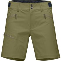 Buy Falketind Flex1 Shorts W'S Olive Drab