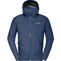 Buy Falketind Gore-Tex Jacket (M) Indigo Night