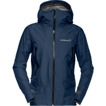 Buy Falketind Gore-Tex Jacket (W) Indigo Night