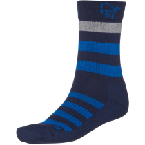 Kauf Falketind Mid Weight Merino Socks Indigo Night
