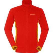 Kauf Falketind Warm1 Jacket M Arednalin/Orange Popsicle