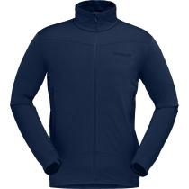 Buy Falketind Warm1 Stretch Jacket M'S Indigo Night