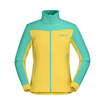 Acquisto Falketind Warm1 Stretch Jacket W Lemon Chrome/Arcadia
