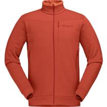 Buy Falketind Warmwool2 Stretch Jacket M's Rooibos Tea