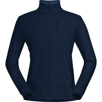 Acquisto Falketind Warmwool2 Stretch Jacket W'S Indigo Night