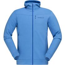 Achat Falketind Warmwool2 Stretch Zip Hood M'S Campanula
