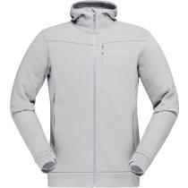 Kauf Falketind Warmwool2 Stretch Zip Hood M'S Drizzle