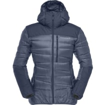 Acquisto Falketind Down Hood Jacket (W) Indigo Night