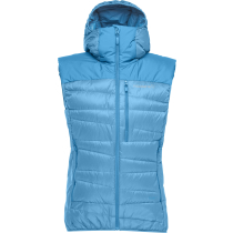 Buy Falketind Down Vest (W) Blue Moon