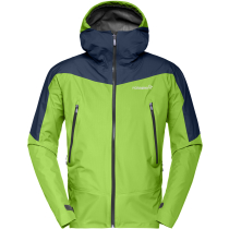 Buy Falketind Gore-Tex Jacket M Bamboo Green