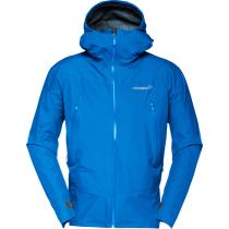 Compra Falketind Gore-Tex Jacket M Hot Sapphire
